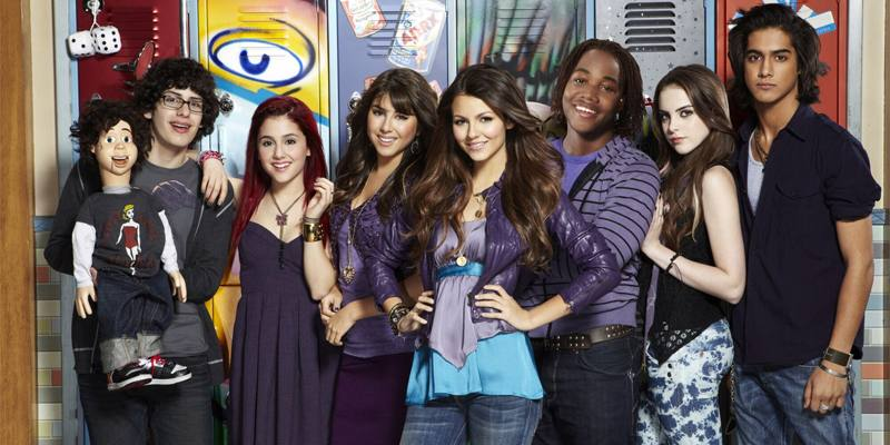 Streaming Victorious