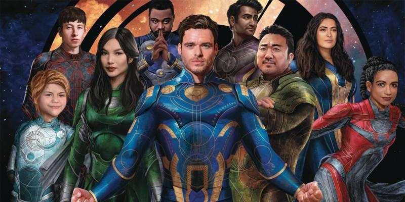 Gli Eternals, il film Marvel